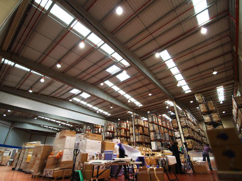 Plateforme logistique AZKAR 15.000 m2