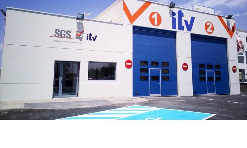 Centro ITV, Las Palmas de Gran Canaria